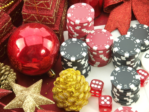 The whole country is fully into the Christmas spirit now and the bookmakers are no exception.