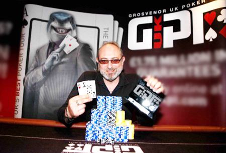David Lloyd Wins 2013 Grosvenor UK Poker Tour Brighton Main Event