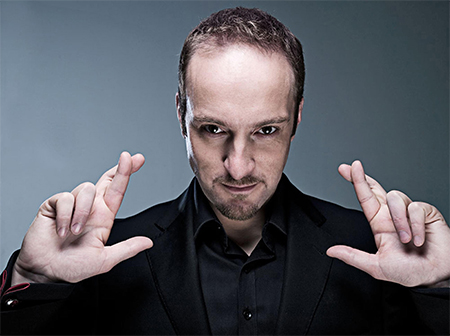 Derren Brown Banned from Playing Cards in Birmingham Casino