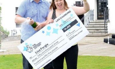 Woman Wins £51K Lottery Payout Using Ex-Partner's Numbers