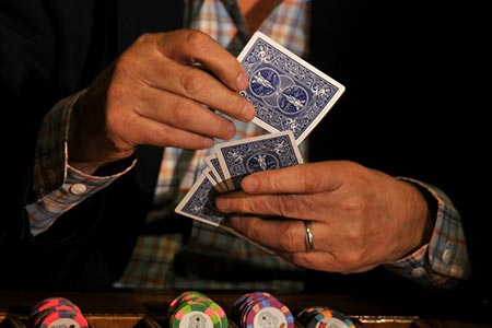 Man Found Guilty of Money Laundering in Poker Den