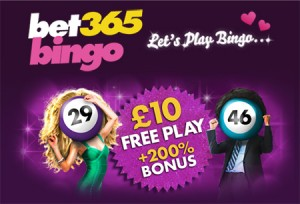 New Welcome Offers from Bet365 Bingo