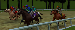 Newturf Brings Realistic Virtual Horse Racing