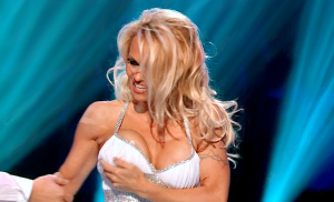 Pamela Anderson Voted Off Dancing on Ice