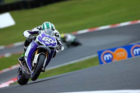 Peter Hickman Prepares for Isle of Man TT Races