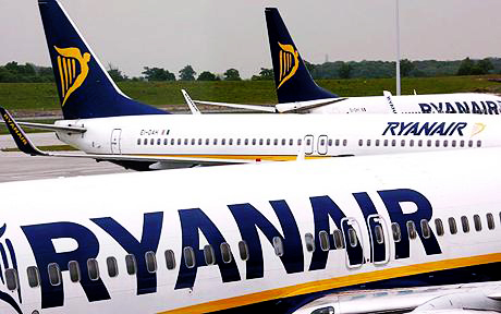 """In typically bombastic fashion, Michael O'Leary, Ryanair's Chief Executive, has said that flying on his own airline costs him """"a fortune in excess baggage."""""""