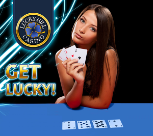 Special Offer at Lucky Hill Casino