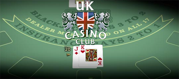 UK Casino Club Launches European Blackjack Redeal Gold
