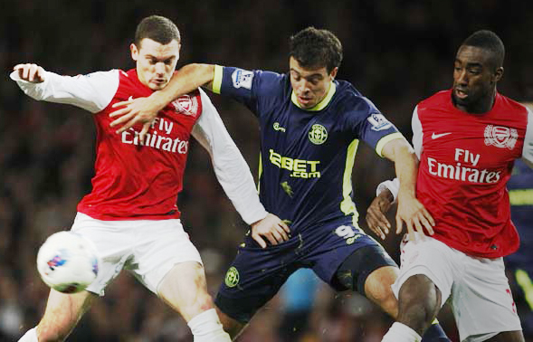 This Saturday Arsenal takes on Wigan in the Premier League and Arsenal will be keen to avoid a dramatic upset.
