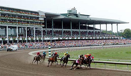William Hill Signs Deal with New Jersey Racetrack