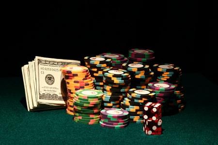 Man Jailed for Money Laundering in Poker Den