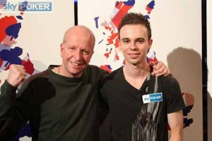 Alex Spencer Wins Sky Poker UK Poker Championship Main Event
