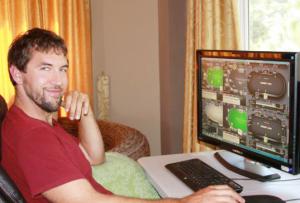 American Online Poker Players Setup Life Abroad