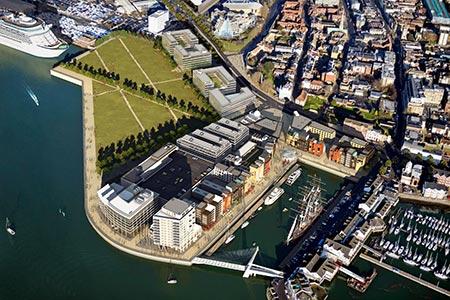 Development Agreement Signed for Royal Pier Development in Southampton