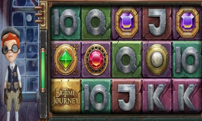 Big Time Journey Slot Collects Winnings Throughout Time
