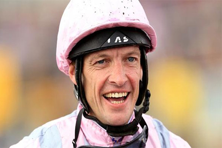 Richard Hughes Favourite ot Win 2013 Flat Jockeys Championship