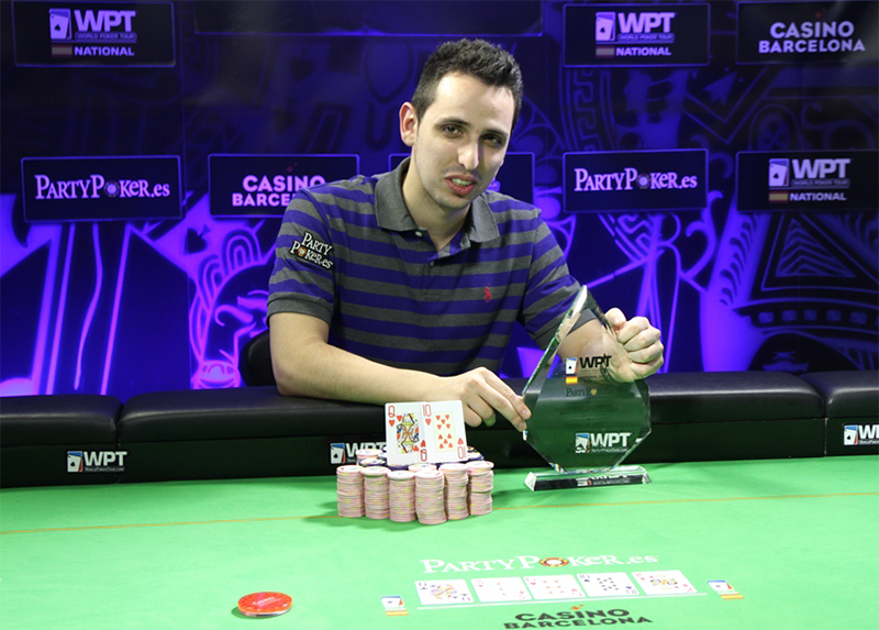 Sergio Aido Wins UK & Ireland Poker Tour London Main Event